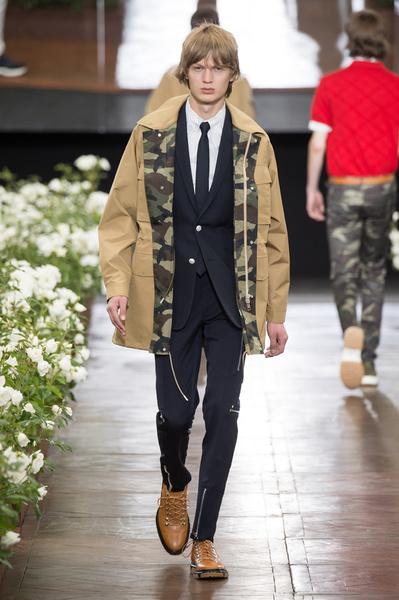 Неделя мужской моды в Париже: лучшие показы | галерея [6] фото [13]