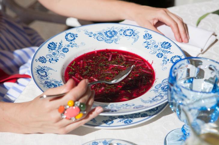 7 холодных супов для жаркого лета (фото 3)