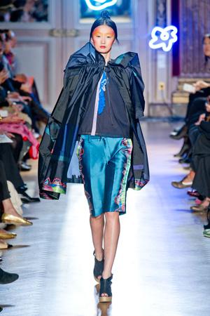 Показ Tsumori Chisato коллекции сезона Весна-лето 2013 года prêt-à-porter - www.elle.ru - Подиум - фото 455723