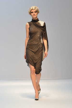 Показ Cathy Pill коллекции сезона Весна-лето 2009 года Haute couture - www.elle.ru - Подиум - фото 86177