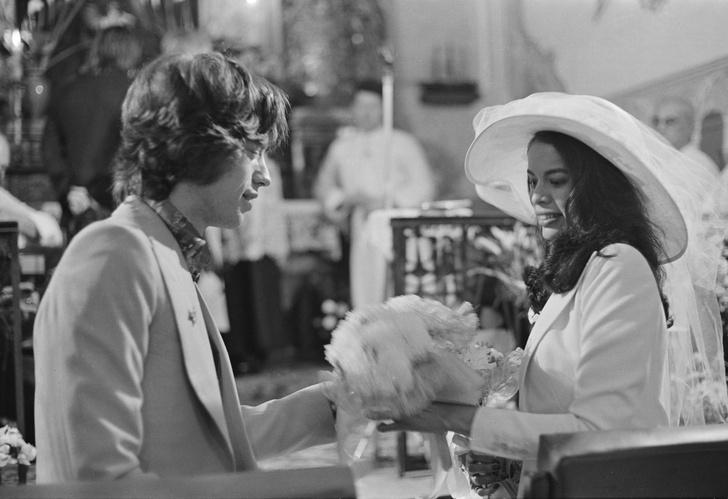 Один день в истории: свадьба Мика и Бьянки Джаггер (фото 3)