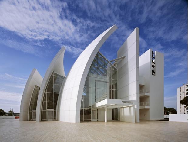 Белый рыцарь: архитектор Ричард Мейер (фото 5)
