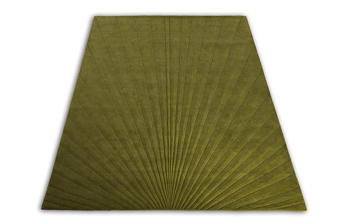 Дизайнер Микаэла Шляйпен представила новую коллекцию ковров | галерея [1] фото [5]