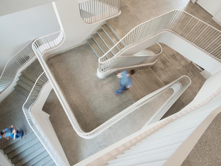 Новый университет в Дюссельдорфе по проекту J. Mayer H. (фото 3)