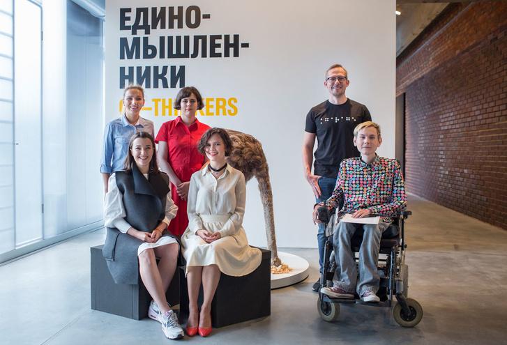 Выставка Музея «Гараж» «Единомышленники» открывается в Екатеринбурге