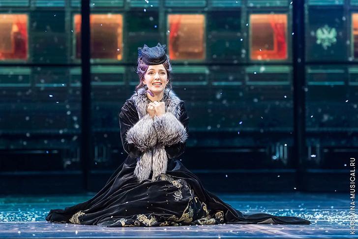 «Анна Каренина», Московская оперетта
