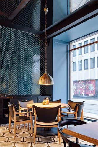 """""""Американский лайнер"""": стильный отель в Осло (фото 2.2)"""