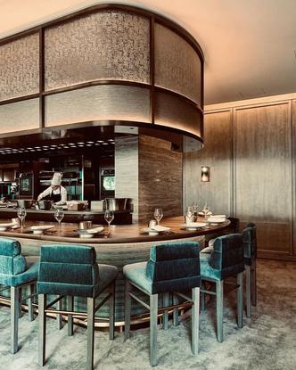 Pavyllon: новый ресторан по проекту Шахана Минассяна (фото 4.1)