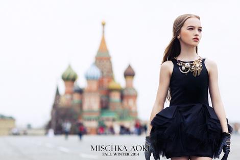 LITTLE TOP MODEL OF RUSSIA 2014 фото 2