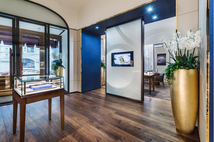 В ГУМе открылся бутик Breguet (фото 1)
