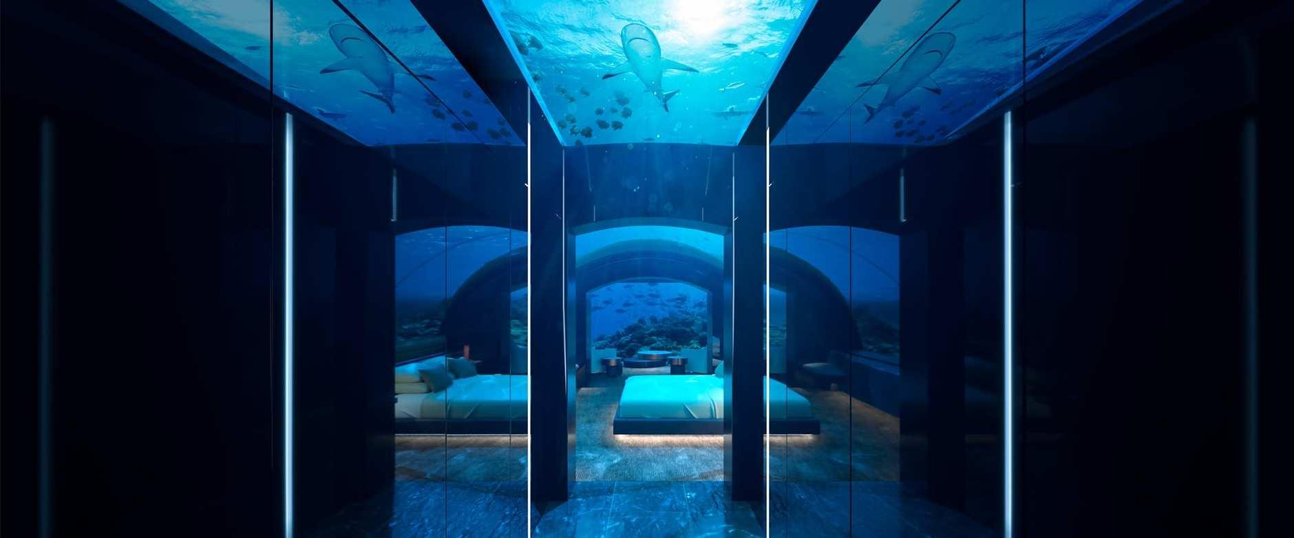 Первый в мире подводный отель (галерея 7, фото 2)
