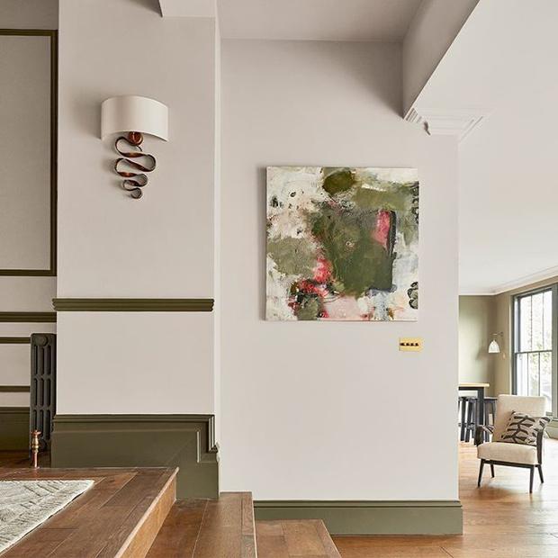Красим стены: 10 неочевидных идей для маленьких квартир (фото 16)