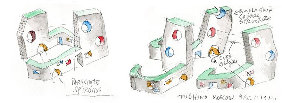 На месте тушинского аэродрома построят небоскребы (галерея 4, фото 4)