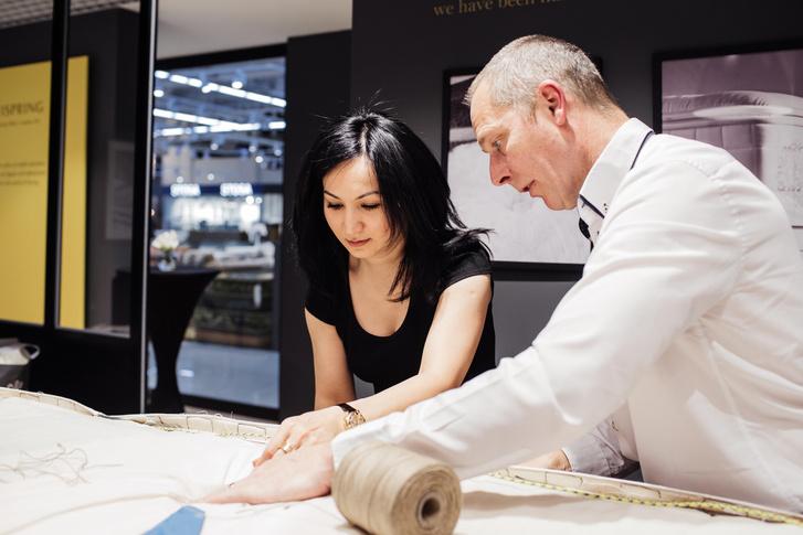 Открытие салона Luxury Beds Boutique в Москве