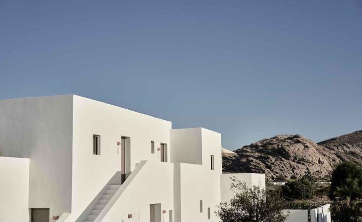 Parilio: новый дизайнерский отель на острове Парос (фото 2)