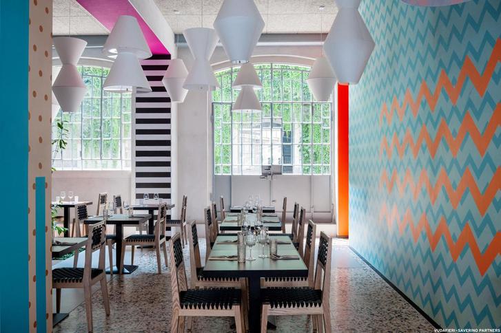 Spica: ресторан паназиатской кухни в Милане (фото 6)