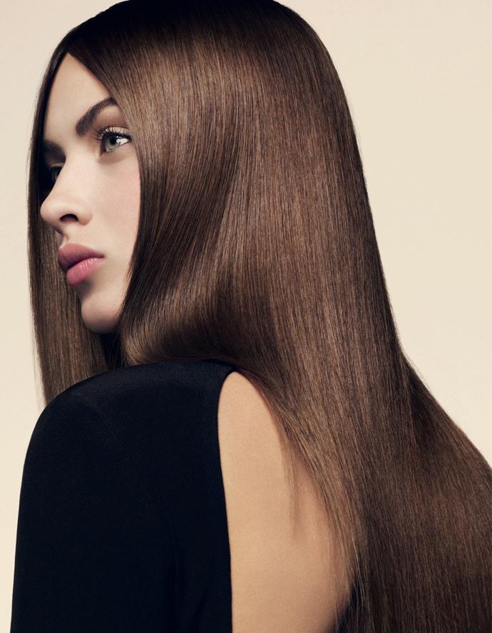 Экранирование косметика волос