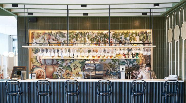 Французское очарование: ресторан Oxalis в Шанхае (фото 8)