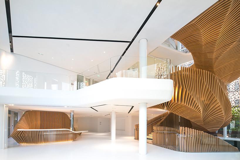 Топ-10: самые необычные дизайнерские лестницы | галерея [1] фото [4]