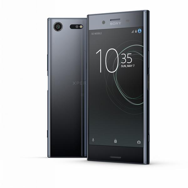 Sony представляет новый смартфон Xperia XZ Premium | галерея [1] фото [3]