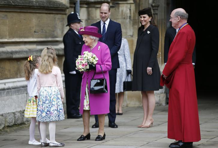 12 необычных правил, которым должны следовать королевские дети (фото 11)