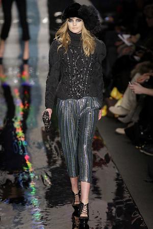 Показы мод Diane Von Furstenberg Осень-зима 2010-2011 | Подиум на ELLE - Подиум - фото 2870