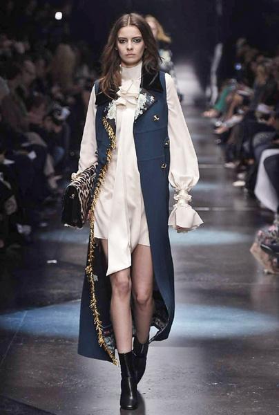 Неделя моды в Милане: день четвертый | галерея [2] фото [12]
