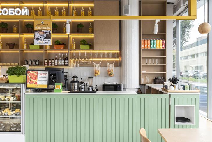 «Кухня Полли»:  кафе и ресторан в Строгино (фото 7)