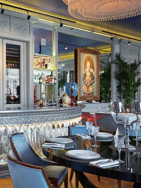 Русский ресторан «Белуга» | галерея [3] фото [4]