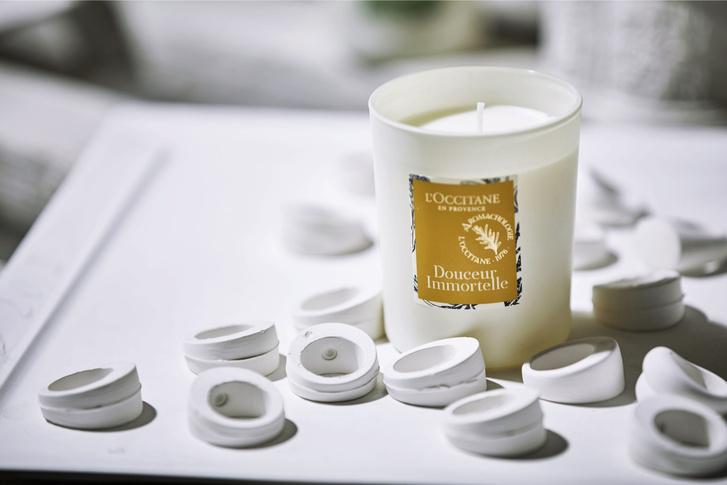 Зимняя сказка: новые интерьерные ароматы L'Occitane (фото 0)