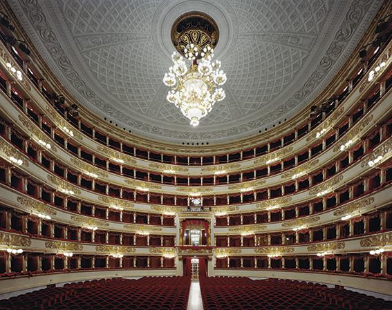 В миланском шоу-руме Visionnaire пройдет выставка Opera Дэвида Левенти | галерея [1] фото [3]