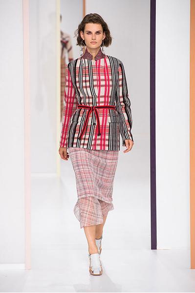 Вещи вне времени и вне тенденций в новой коллекции Hermès | галерея [1] фото [2]