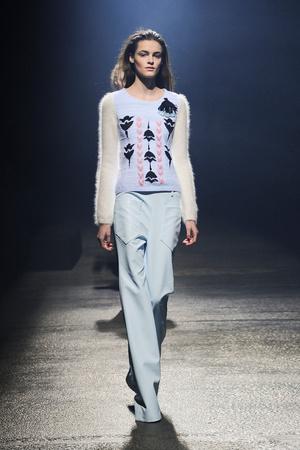 Показы мод Sonia Rykiel Осень-зима 2013-2014 | Подиум на ELLE - Подиум - фото 629