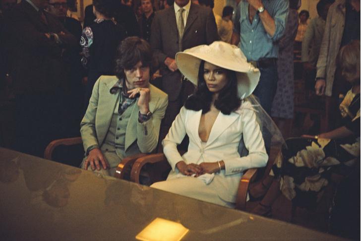 Один день в истории: свадьба Мика и Бьянки Джаггер (фото 4)