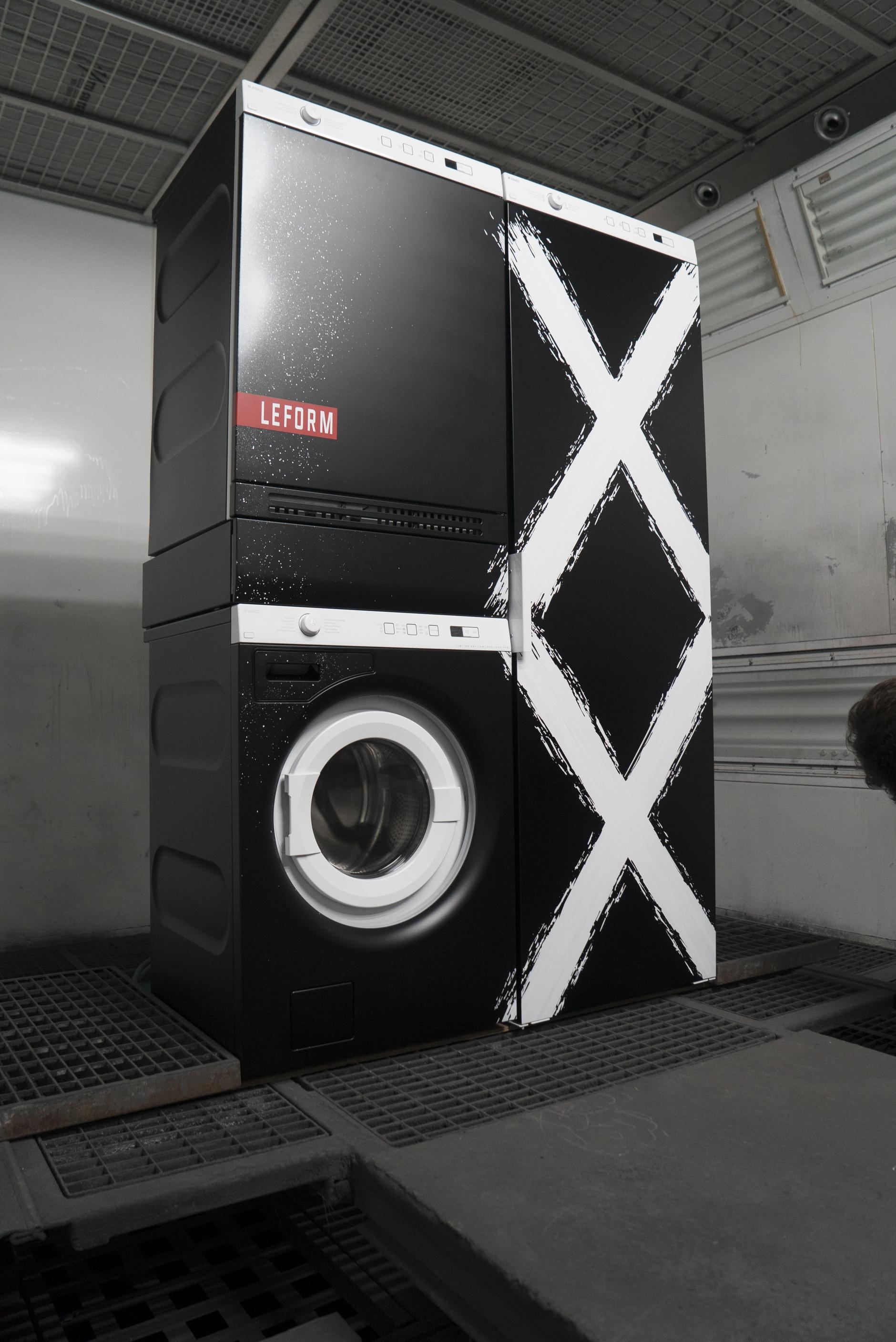 Коллаборация ASKO xx LEFORM (галерея 2, фото 0)