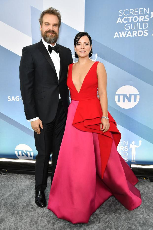 Группа поддержки: самые красивые пары на SAG Awards (фото 2)
