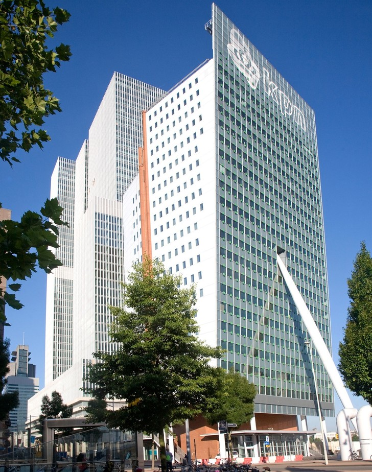 Архитектурный гид: Роттердам (фото 5)