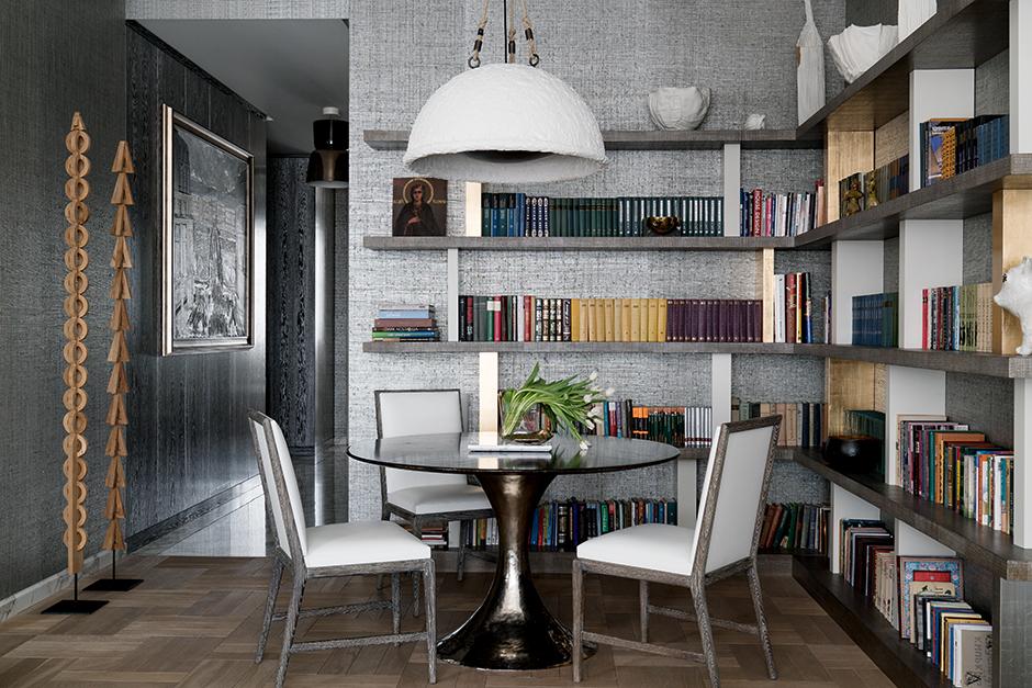 Столовая в квартире: 25 проектов (галерея 0, фото 2)