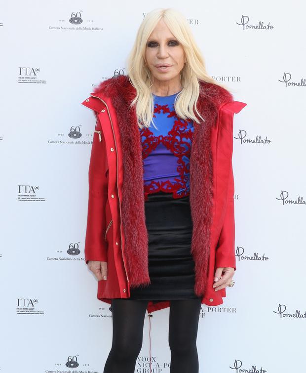 Versace отказались от использования натурального меха (фото 1)