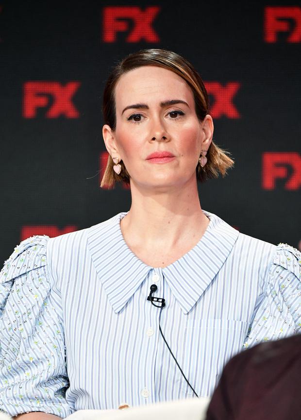 Возвращение самой стильной актрисы Голливуда: Сара Полсон на красной дорожке (фото 3)