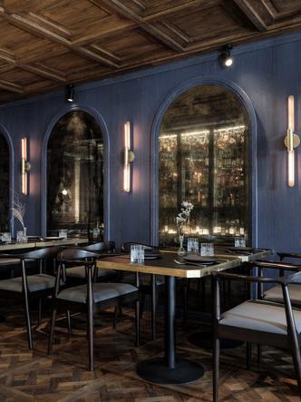 """Луч света в темном царстве: ресторан """"Гроза"""" в Костроме (фото 14.1)"""