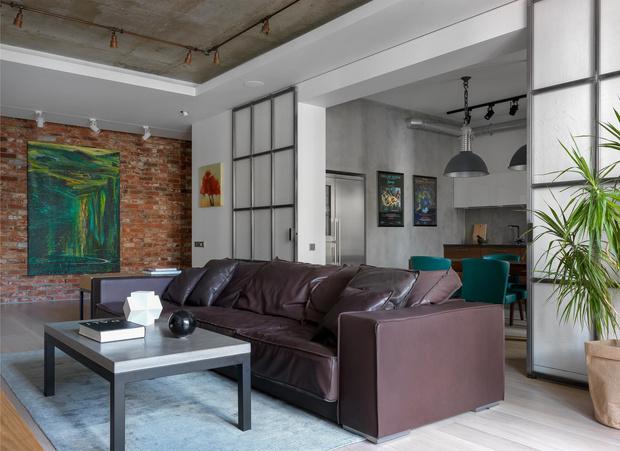 Немецкая точность: квартира 120 м² для семьи из трех человек (фото 4)