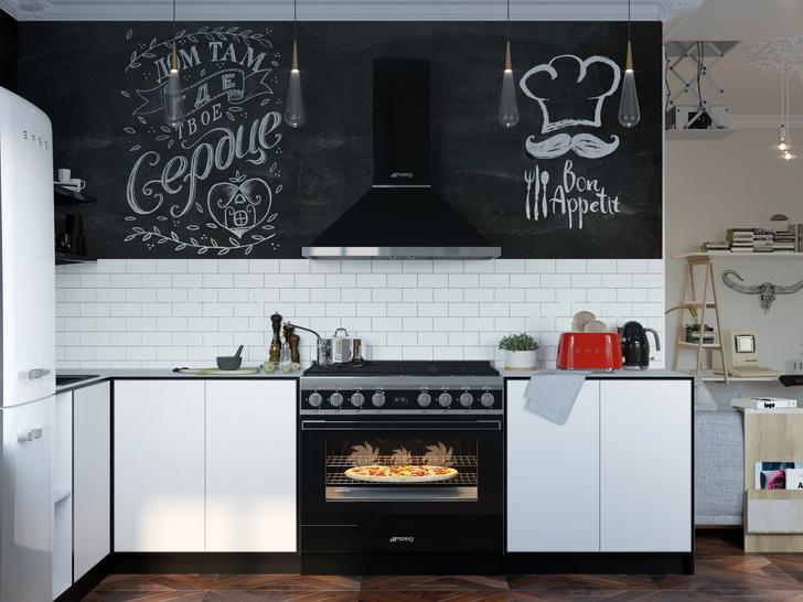«Кухня в стиле Smeg»: итоги конкурса (фото 4)