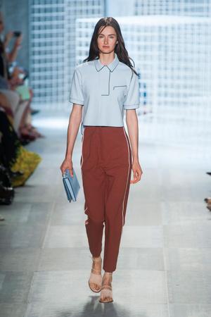 Показы мод Lacoste Весна-лето 2014 | Подиум на ELLE - Подиум - фото 3517