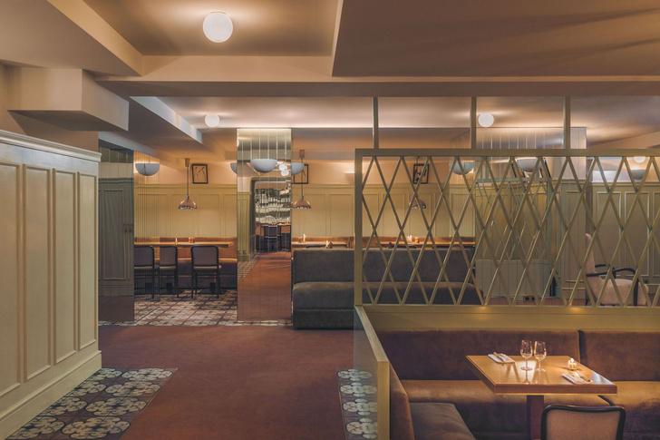 Experimental Chalet: новый дизайнерский отель в Альпах (фото 3)