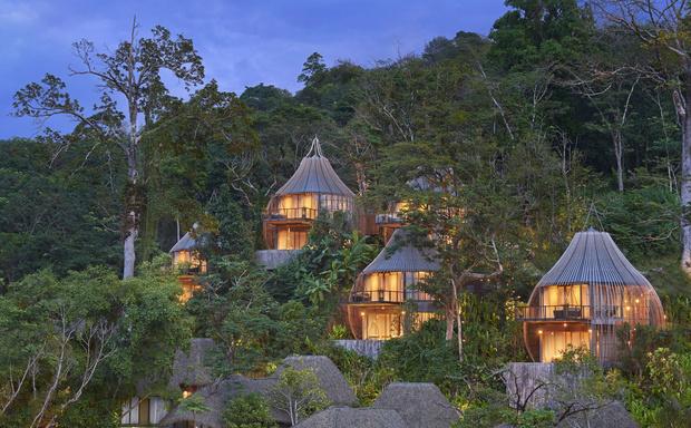 Топ-лист самых необычных отелей мира (фото 29)