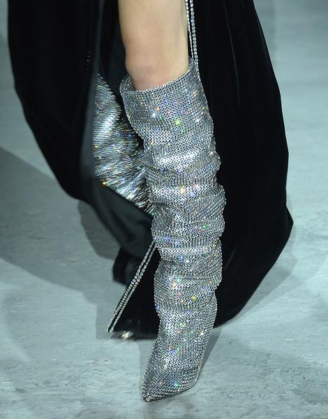 Итоги Недель моды: самая красивая обувь | галерея [1] фото [10]