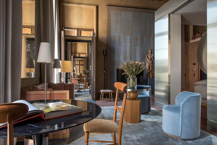 Отель Cour des Vosges в Париже (фото 5)