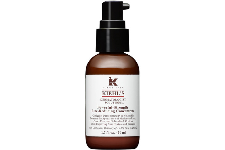 Kiehl`s Powerful Strength line-reducing concentrate