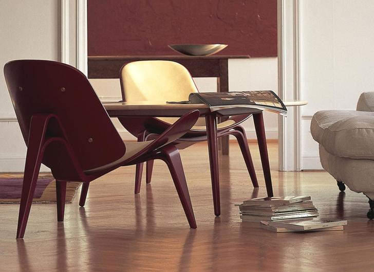 Стул Shell CH07Z: переосмысление от Zaha Hadid Architects (фото 7)